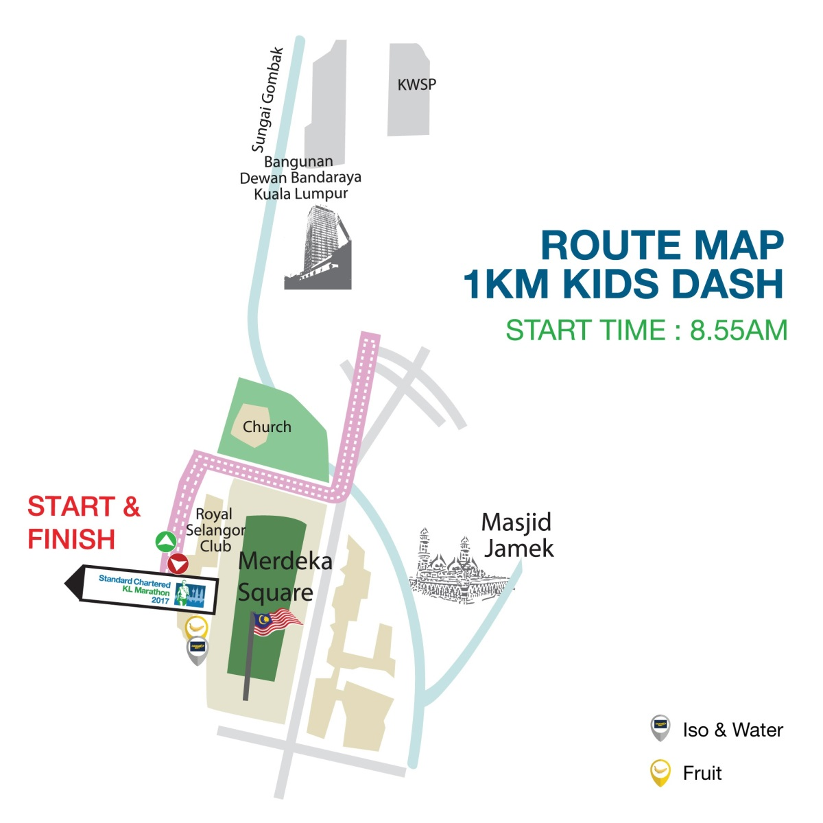 Km Kids Dash